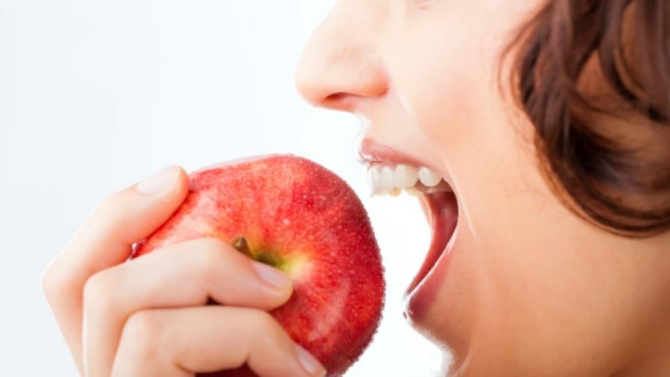 Още една причина да консумираме ябълки
