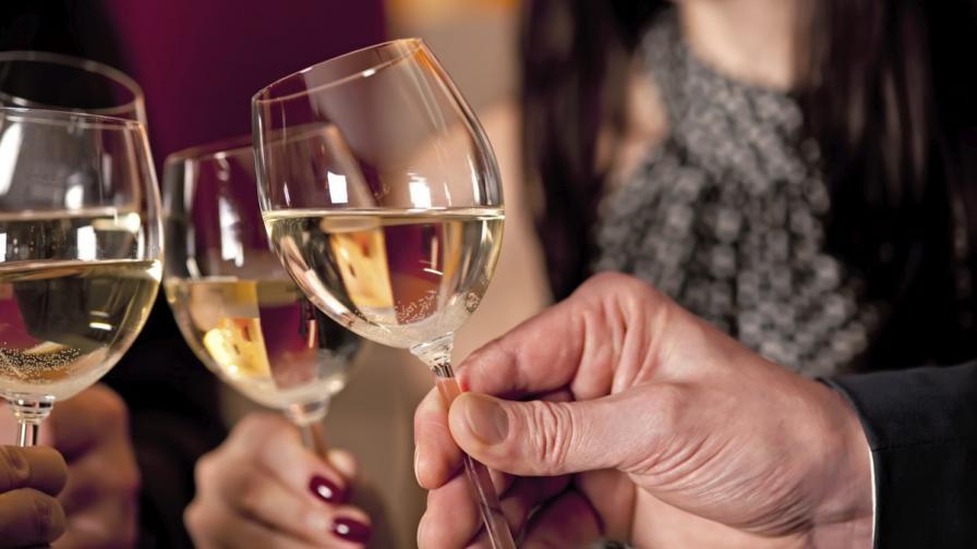 И умереното пиене на алкохол е вредно за здравето