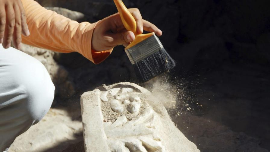 Във Франция откриха гробница на келтски принц