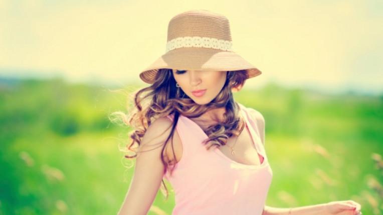 жена нежност красота