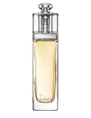 Dior Addict Eau de Toilette комбинира сицилианска мандарина с жасмин самбак, тунизийско нероли, есенция от сандалово дърво и ванилия