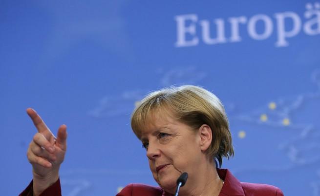 """""""Таймс"""" определи Ангела Меркел за човек на годината"""