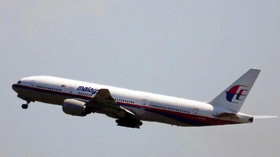 Боингът, изпълняващ полет MH17, излита от Амстердам