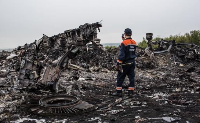 Киев: Сепаратистите унищожават улики за международно престъпление