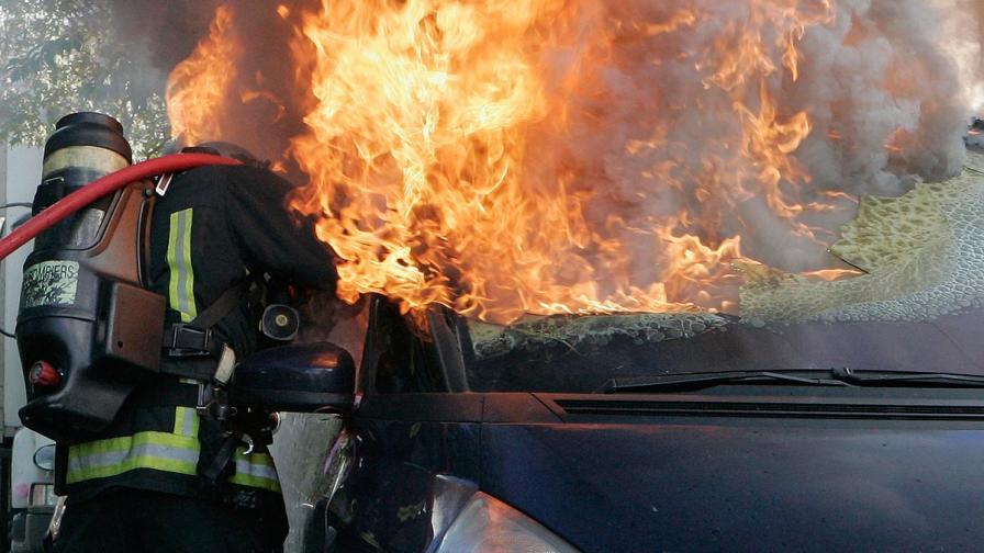Франция: Две жертви на катастрофа с български камион