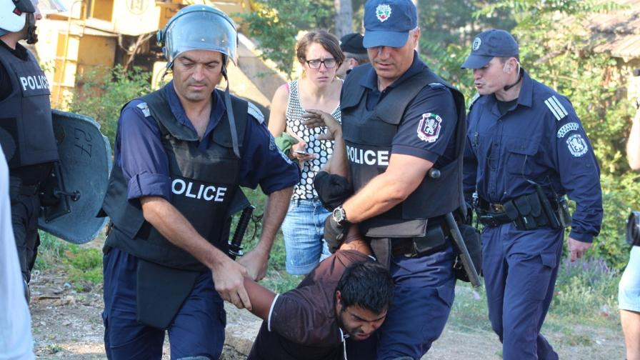 БХК: Властта в Стара Загора упражнява институционализирано расистко насилие