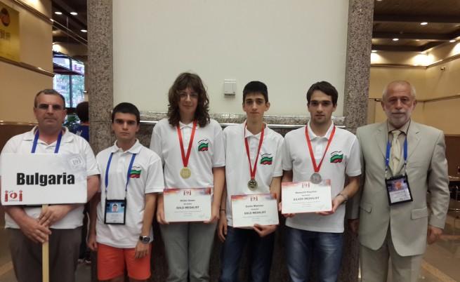 Нови успехи за наши ученици на международни олипиади