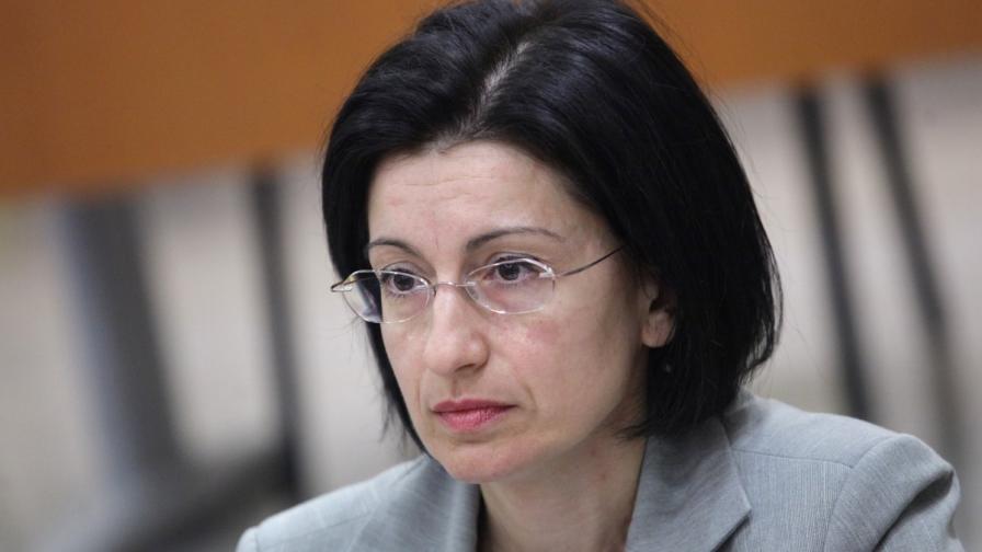 Соня Найденова