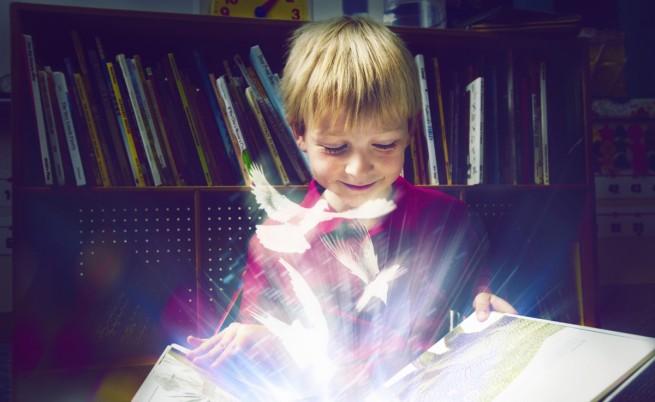 Нека ви разкажем за приказния свят на детската книга