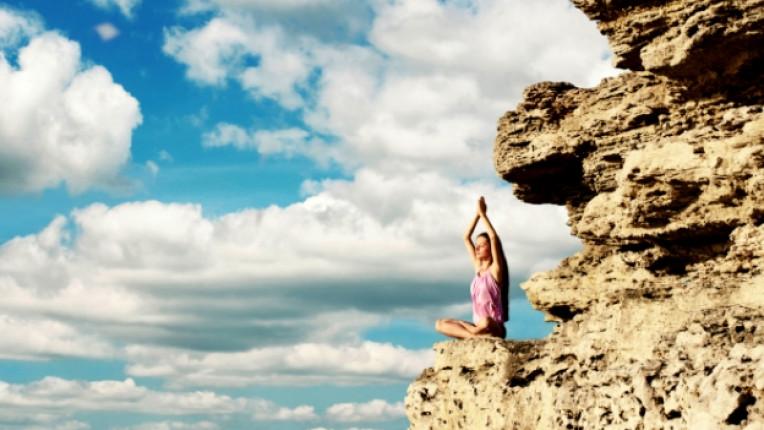 жена свобода сила медитация баланс