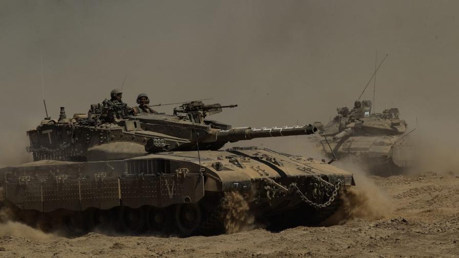 """Израел и """"Хамас"""" се съгласиха на примирие, но веднага го нарушиха"""