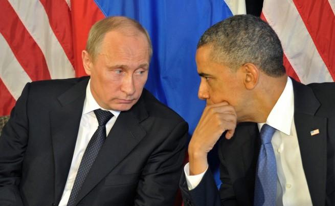 Обама и Путин в нов телефонен разговор за Украйна и сепаратистите