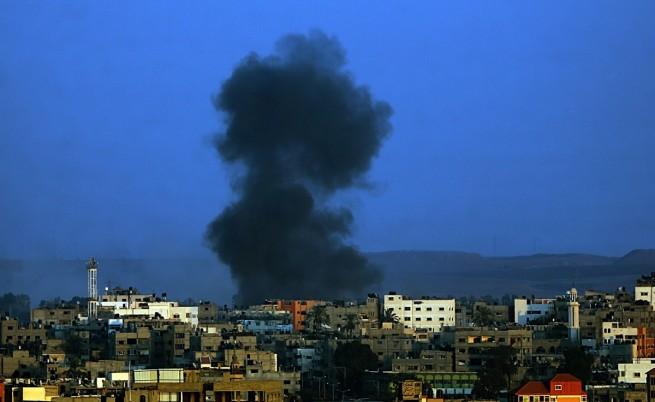Израел изтегли армията си от Ивицата Газа