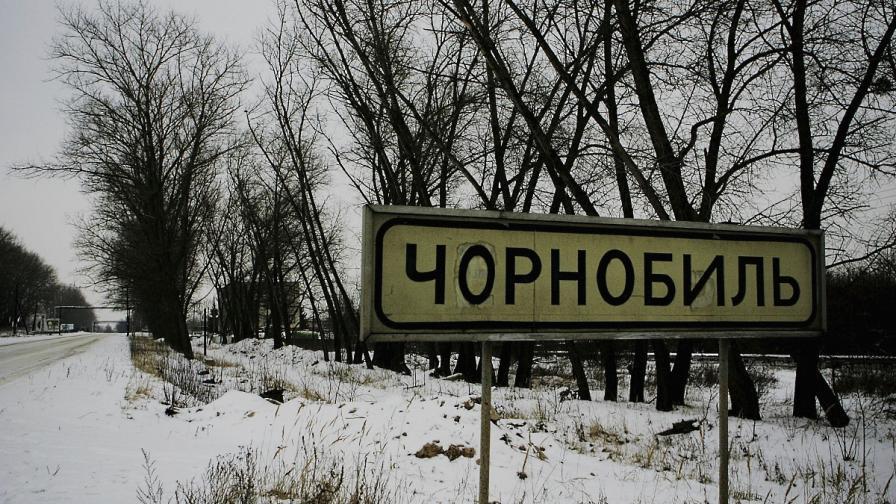 Чернобил - рай за природата и дивите животни