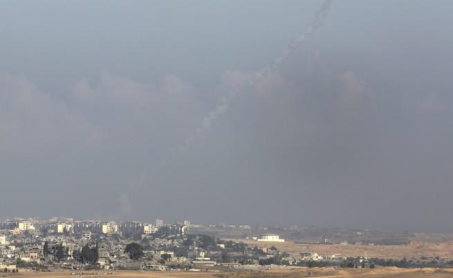 "Израел и ""Хамас"" подновиха огъня"
