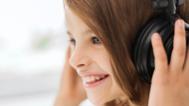 деца дете музика