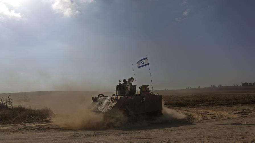"Ново 72-часово спиране на огъня между Израел и ""Хамас"""
