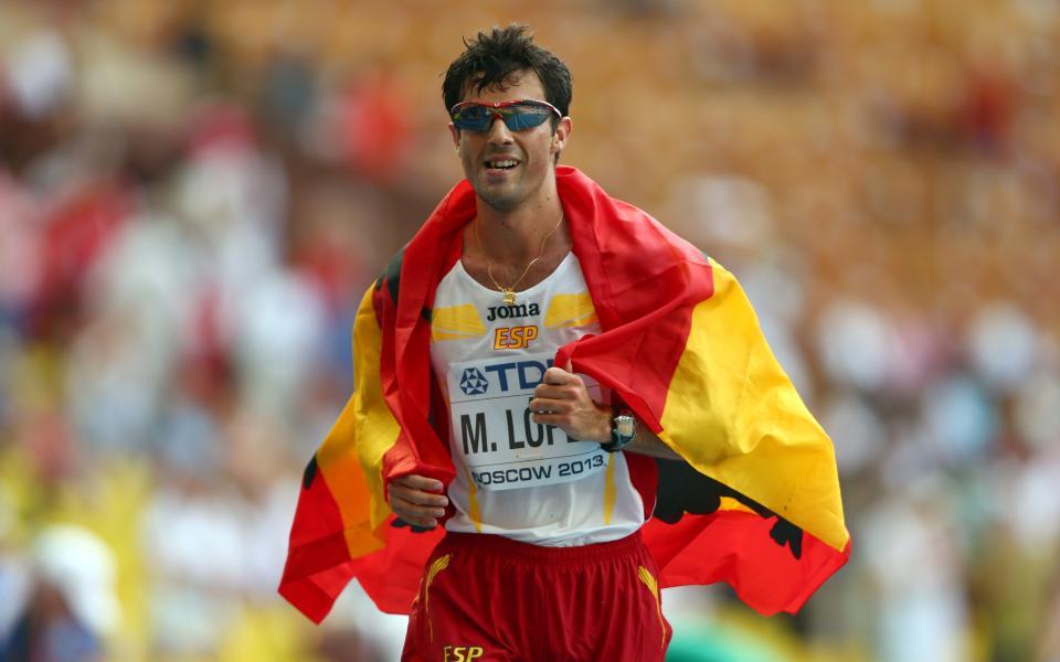 Испанец спечели титлата на 20 километра спортно ходене