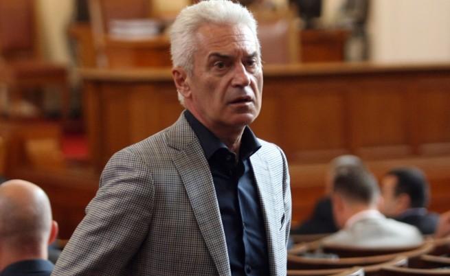 Сидеров е дал съгласие да му бъде снет депутатският имунитет
