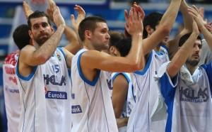 Баскетбол 2014 – Гърция