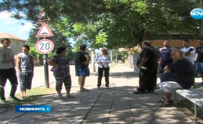 Напрежение в Бяла черква заради ромски семейства