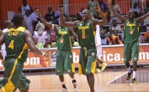 Баскетбол 2014 - Сенегал