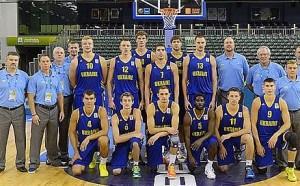 Баскетбол 2014 - Украйна