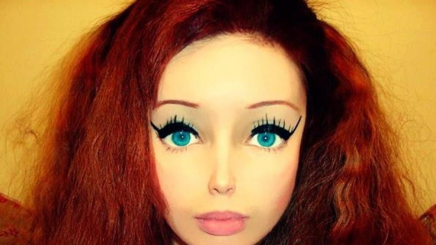 Новата жива Барби – на 16 г. и иска да стане психолог