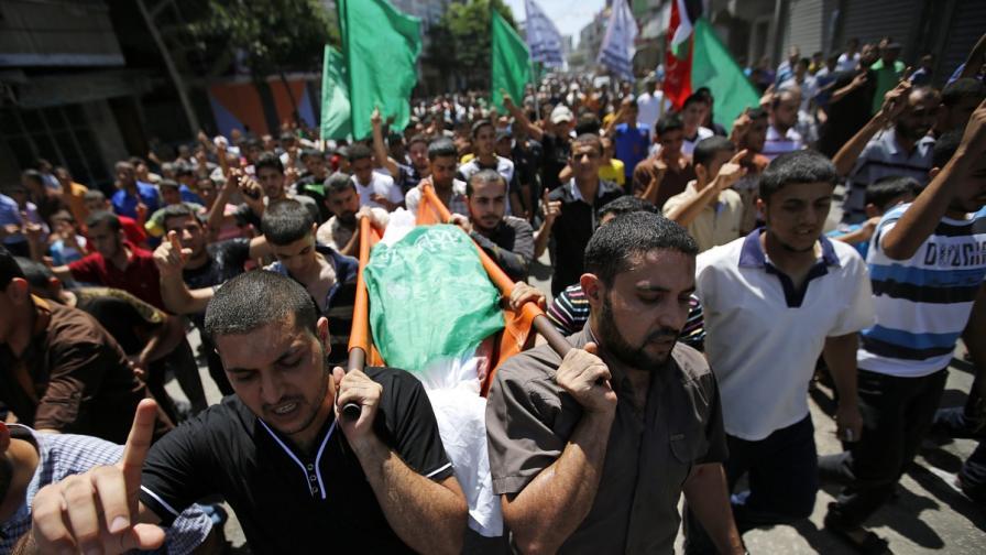 Хамас: Мирните преговори приключиха