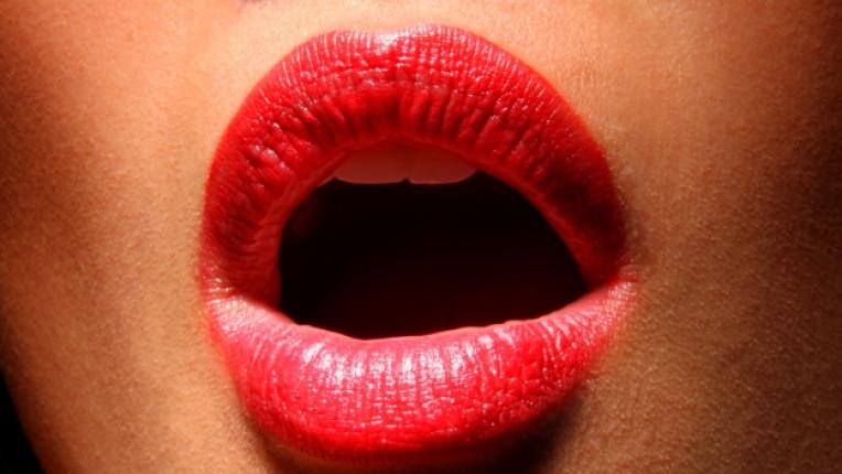 уста устни жена