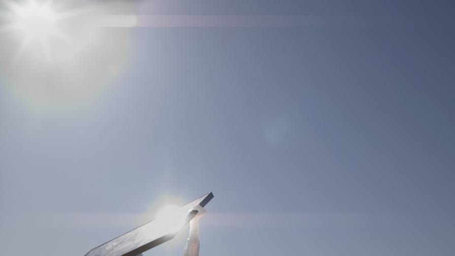 Стъклена сфера е с 35% по-ефикасна от слънчев панел