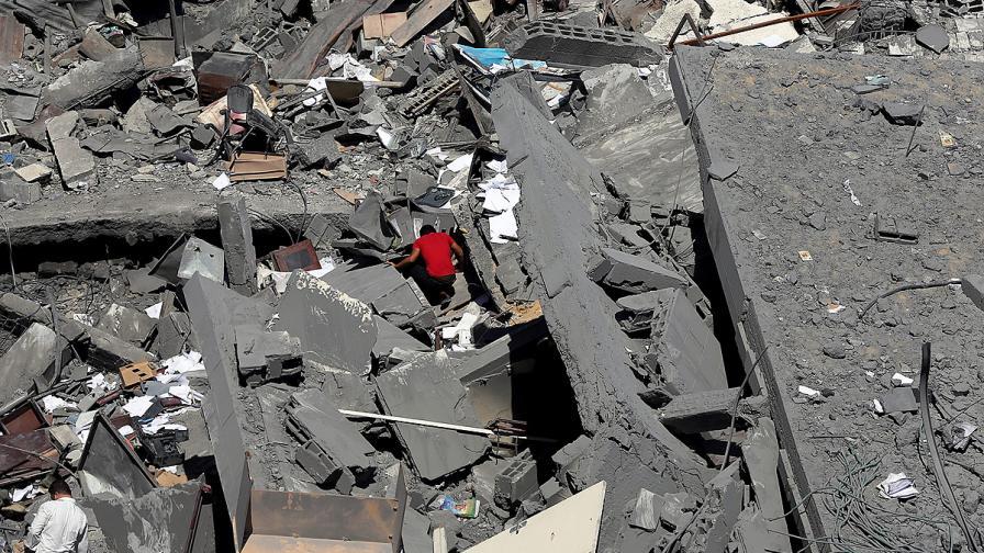 Абас: Постигнато е споразумение за ново примирие с Израел