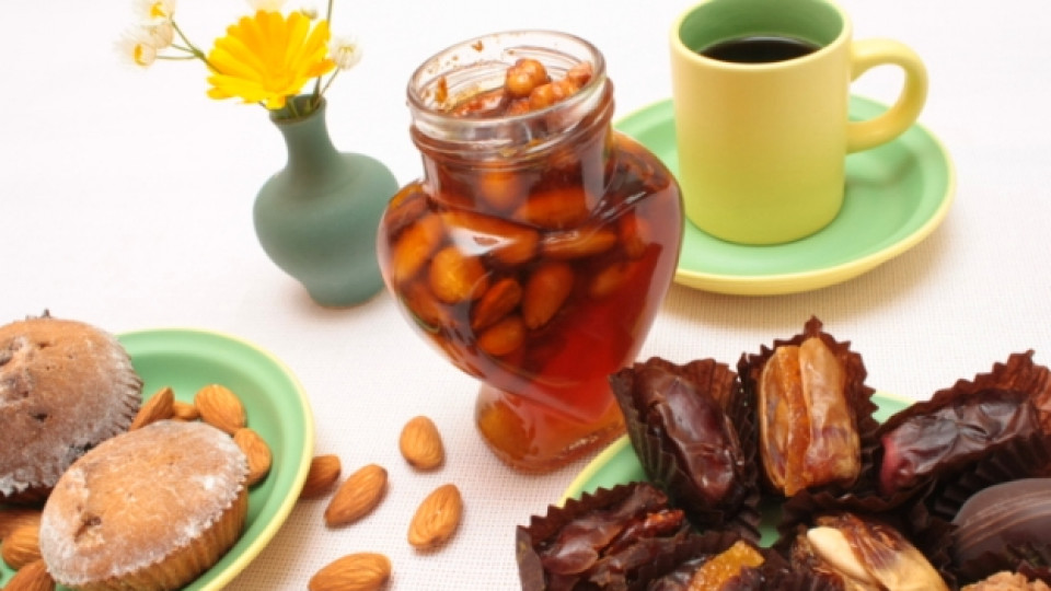 Сладките храни, приятели на диетата ни