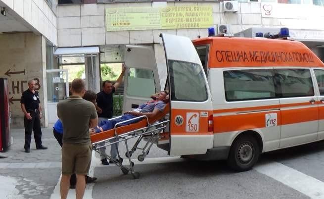 Нов стандарт за спешна помощ: Линейките пристигат до 8, до 20 или до 120 минути