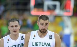 Литовците се жалваха пред ФИБА, че им съкращават химна
