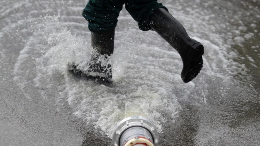Обстановката в страната след наводненията се нормализира