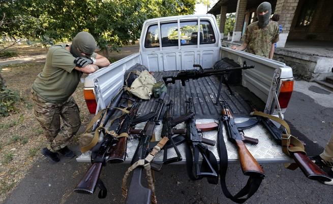 Прекратяването на огъня в Източна Украйна като цяло се спазва
