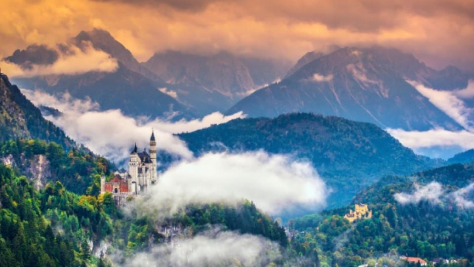 Замъци, излезли от приказките Част II