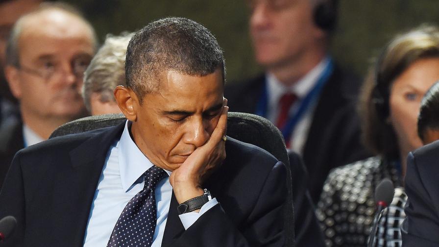 Президентът на САЩ Барак Обама