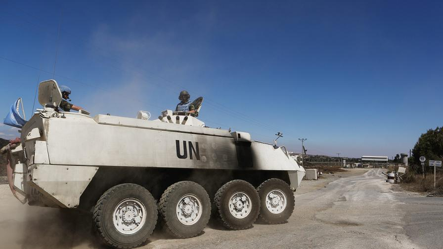Пуснаха 45 миротворци от Фиджи, отвлечени в Сирия