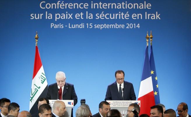 Близо 30 държави търсят отговор на ИД в Париж