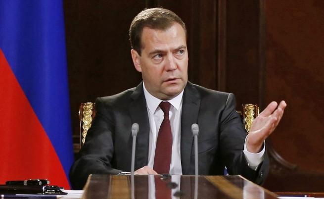 """Русия заплаши Киев и ЕС с още """"предпазни мерки"""""""