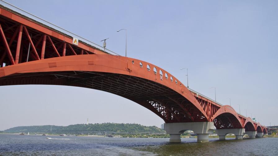Река Хан, Сеул