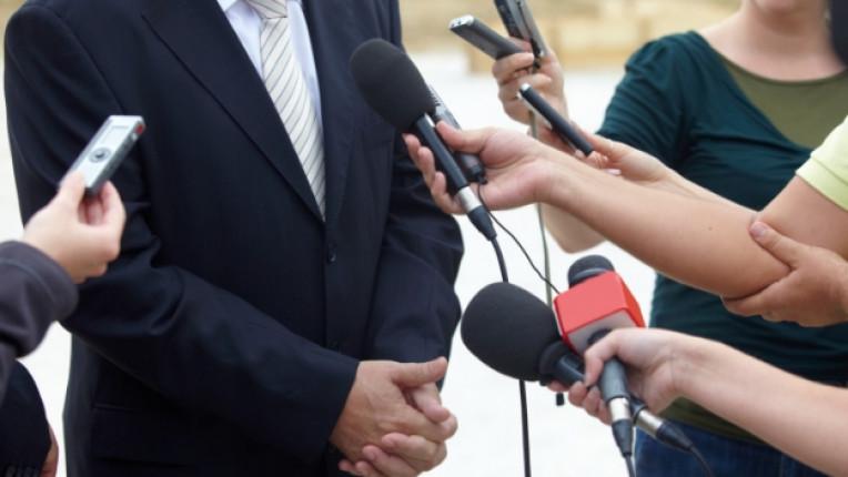политик трибуна медии интервю личност