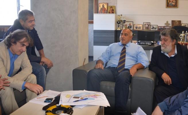Борисов отново поиска оставката на Иван Искров