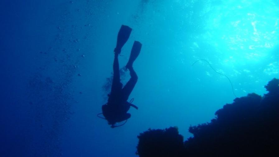 Египтянин постави световен рекорд по подводно гмуркане