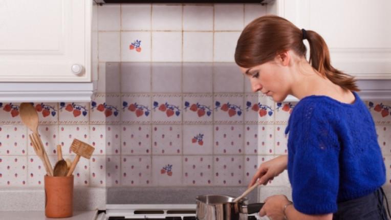 тенджери дом кухня готвене