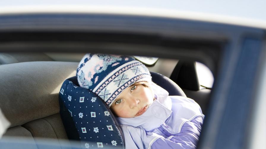 Започват масови проверки за детски столчета и колани в колите