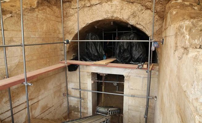 Откритата гробница в Гърция не била на Александър Велики
