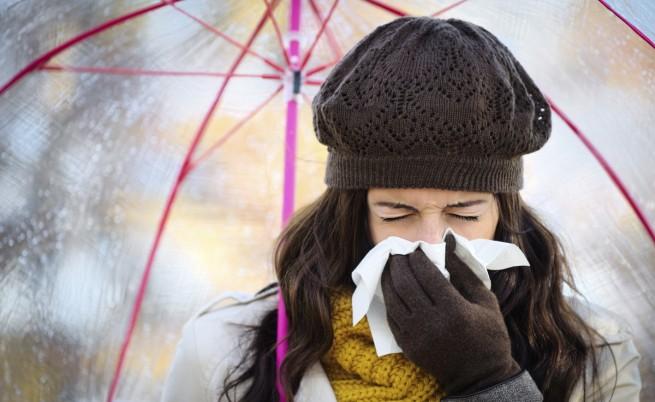 Учени: Обикновена настинка предпазва от COVID-19